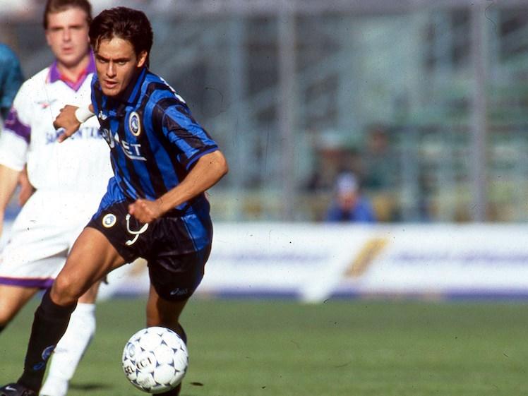 Atalantan maailmankuulu junioriakatemia on tuottanut lukuisia huippupelaajia, kuten legendaarisen 9-hyökkääjä Filippo Inzaghin. Kuva: Aldo Riverani